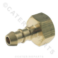 Left Hand BSP Threads ideal for Propane BBQ Gas Fitting Left hand Hosetail