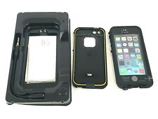 Lifeproof Fre Case For Apple IPhone 5 And 5s Black With Headphone Adapter