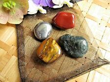 """37-Pochette""""Protection 2"""" Lithothérapie-soin par les cristaux-Reiki-Feng shui"""