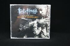 Busta Rhymes- Ft. JANET Whats it Gonna Be NEW Import CD SEALED