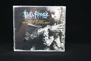 Busta Rhymes- Ft. JANET Whats it Gonna Be NEW Import CD SEALED BLM