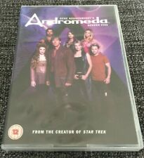 Andromeda DVD Boxset The Complete Season Five Series 5 (2014, 6-Disc Set)