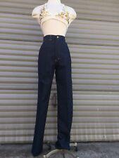 VINTAGE L'ABEILLE Denim High Waisted Pants