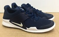 Nike Mens Size US 12 Arrowz Shoes Runners Midnight Navy/White 902813-401