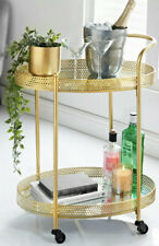 New Gold Boxed Gin Lightweight cocktails Drinks trolley