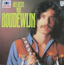 BOUDEWIJN DE GROOT - HET BESTE VAN BOUDEWIJN  -  2 LP