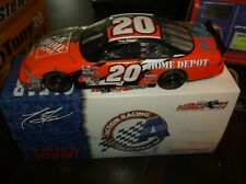 2002 tony stewart 20 home depot clear 1 24th scale diecast