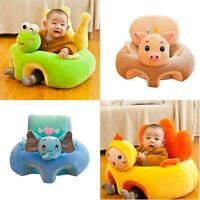 Baby Sofa Skin for Infant Seat Cover Learning to Sit Chair Cover without Liner