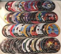 Over 151 Playstation 1 2 Variation Loose PS1 PS2 Game Disc - You Pick Drop Down!
