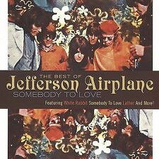 Jefferson Airplane : Somebody to Love: Best of CD