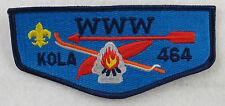 OA Lodge 464 Kola S17 Flap FDL; DOR arrow and feather; CB; CD   [MS709]