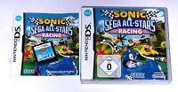 Spiel: SONIC & SEGA ALLSTAR RACING für den Nintendo DS + Lite + XL + 2DS + 3DS