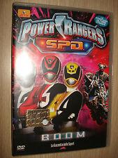 DVD VOL 5 POWER RANGERS S.P.D. SPD BOOM