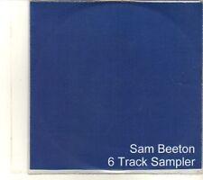 (DT525) Sam Beeton, 6 Track Sampler - DJ CD