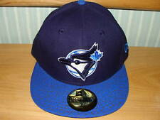 Toronto Blue Jays New Era Hat Pebble Blue Cap MLB 7 3/8