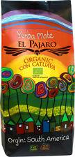 Organischen Yerba Mate Tee El Pajaro con Catuaba (mit Catuaba) 400g
