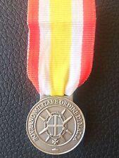 Ordine di Malta Medaglia Giubileo Misericordia 2015 Order of Malta Jubilee Medal