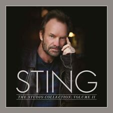 STING - THE STUDIO COLLECTION: VOL.2  (LIMITED 5-LP BOX)  5 VINYL LP NEU