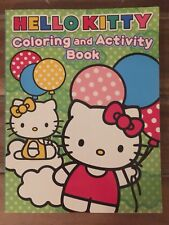 Hello Kitty Coloring Book New Never Used