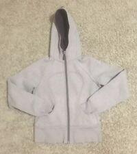 LULULEMON Women's Scuba Hoodie Jacket Heathered Tan/Beige 4