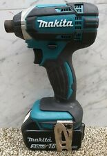 Makita 18v lxt impact driver +3ah battery DTD152