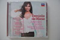 Danielle de Niese: Handel Arias - Les Arts Florissants, W. Christie - CD Neu OVP