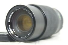 Olympus OM-System Zuiko Auto-Zoom 50-250mm F/5 MF Lens SN104105 from Japan