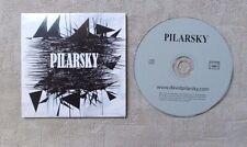 CD AUDIO MUSIQUE / DAVID PILARSKY 4T CD MAXI SINGLE