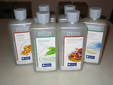 5 Bottles LAMPE BERGER Oil Fuel Fragrance CHOICES  Free Shipping