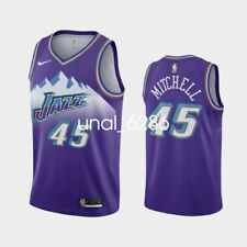 New Mens adult Donovan Mitchell ICON Jersey