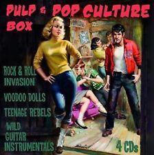 Pop Box Set Music CDs and DVDs