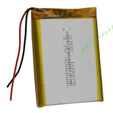 3.7V 5000 mAh Polymer Li Lithium Cells For ipod DVD PDA GPS PSP Tablet PC 105575