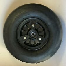 """Azusalite Ultralight Wheel, complete: 13"""" tall, 4"""" wide with 5/8"""" bearings."""