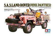 """TAMIYA 35076 1/35 British S.A.S. Land Rover """"Pink Panther"""""""