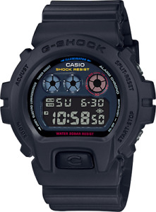 Casio G-Shock DW6900BMC-1 Neo-Tokyo Series Watch Japan Rare Sold Out US Seller