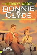 BONNIE AND CLYDE - BUCKLEY, JAMES - NEW HARDCOVER