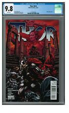 Thor #614 (2010) Mico Suayan Cover CGC 9.8 White Pages CE759