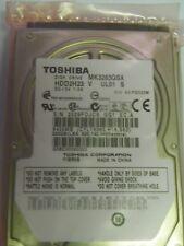 "Toshiba MK3263GSX (HDD2H23 V UL01 S) 010 A0/FG020M 320GB 2.5"" SATA Hard Drive"
