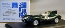 1/43 RL72 JAGUAR D TYPE Le Mans 1955  BY SMTS