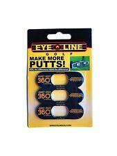 Eyeline Golf 360 Zona de golpeo, Ayuda Práctica