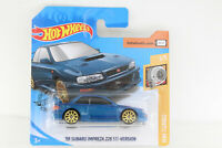 A.S.S HOT WHEELS NEU 2020 ´98 Subaru Impreza 22B STi Turbo GHB42 23/250 OVP