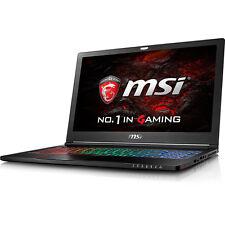 "MSI GS63VR STEALTH PRO-230 15.6"" Gaming Laptop - i7-7700HQ, GTX 1060, 16GB"