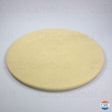 Pietra Refrattaria 32x1,1 cm Cuocipizza Da Gennaro 905 909 ARIETE - AT6255394200