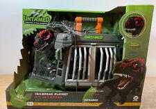 New NIB Fingerlings Untamed Jailbreak Playset Cage T-Rex Dinosaur Infrared