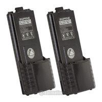 2 x Pofung BL-5L 3800mAh Battery for UV-5R UV-5R-L  BF-F8 BF-F8+ BF-F9 baofeng