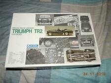 GUNZE 1/24  HIGH-TECH MODEL TRIUMPH TR2 kit