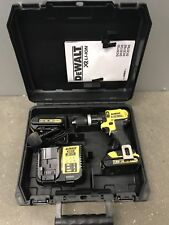 DEWALT DCD785C2 COMBI DRILL 18V  2 x 1.5AH LI-ION BATTERIES, CHARGER WITH CASE
