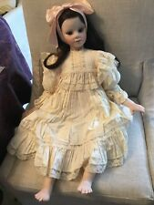 MATRINA BY ROTRAUT SCHROTT PORCELAIN ARTIST PROOF FOR GADCO THE GREAT AMER DOLL