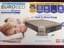 EUROBED  QUEEN NEW-TUFF TEX Brand New Model with Free P &H with 1 Year Warranty