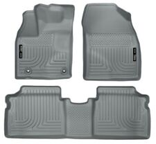 Husky Liners 2013-2015 Toyota Prius Plug-In Front and Rear Floor Mat Set 98932